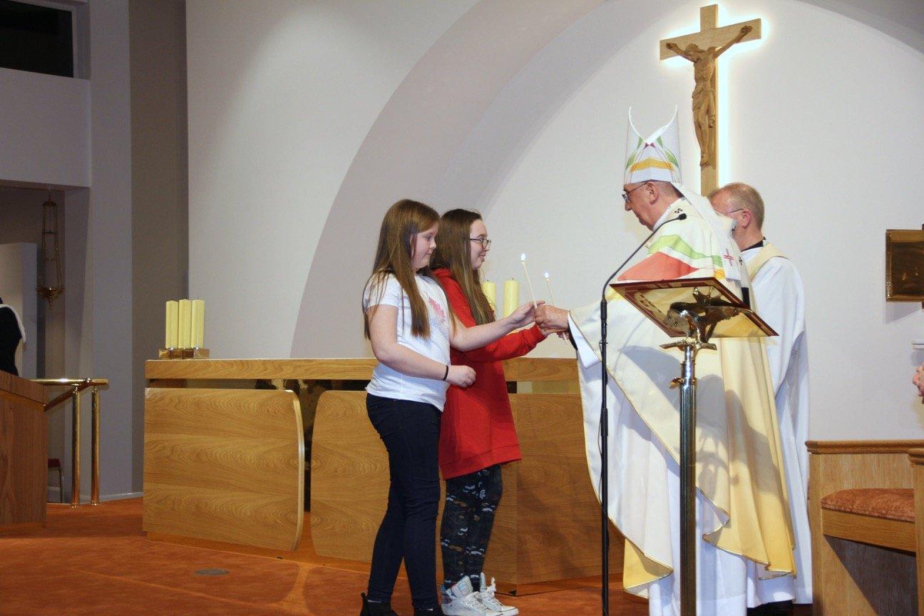 Reopening of St. Joseph the Artisan Church