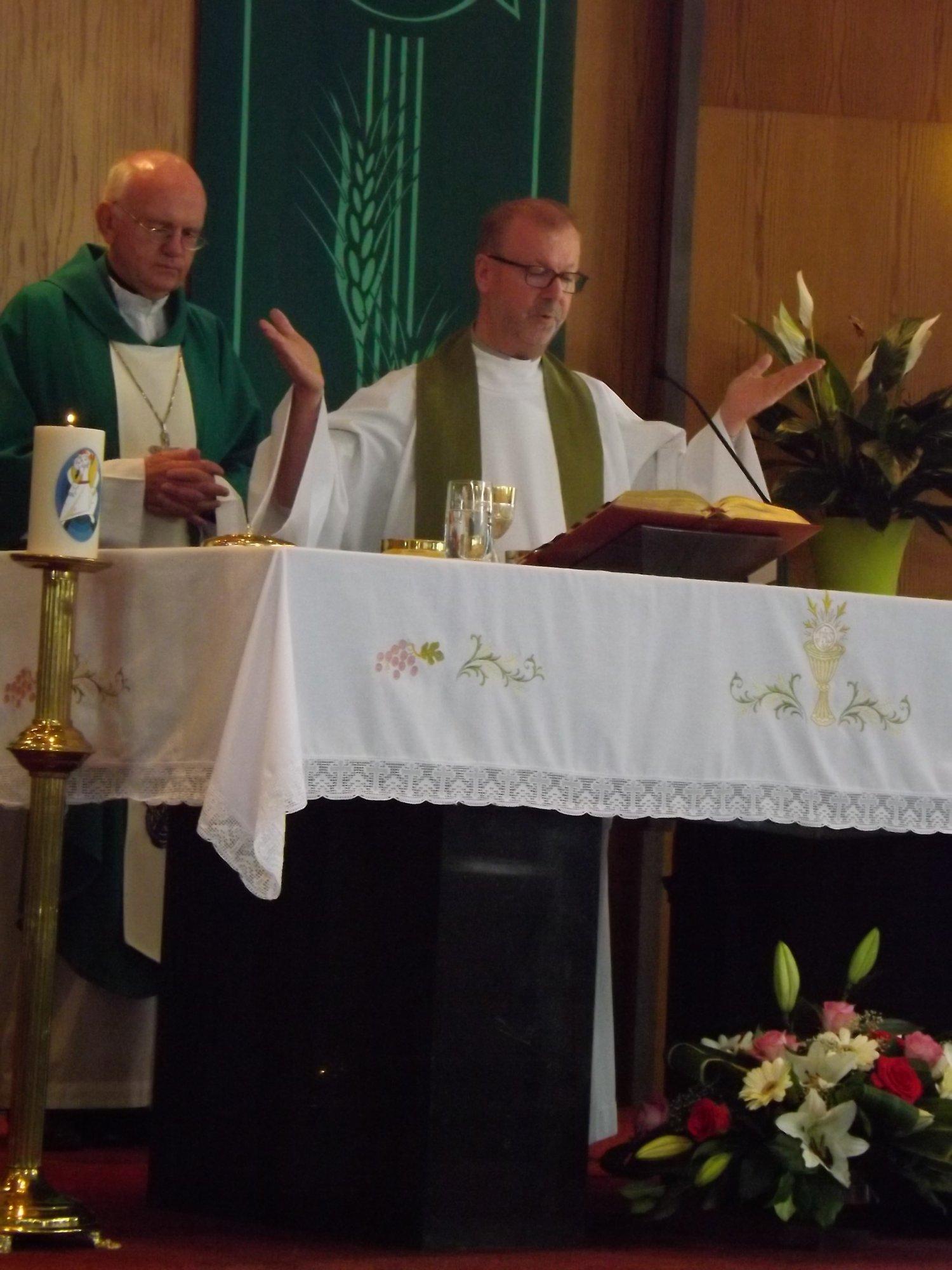Commissioning of Parish Pastoral Council 2016